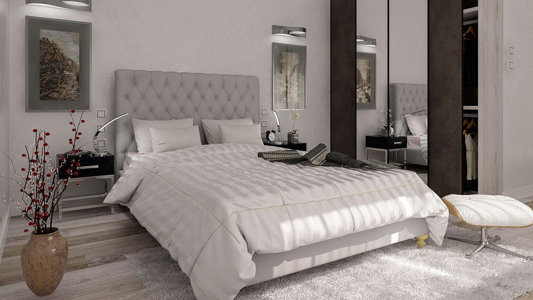 Tipo 2. Dormitorio