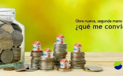 ¿Qué es mejor comprar vivienda nueva, de segunda mano o autopromoción?
